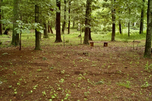 A view of the Afro-Indigenous Burial Ground at Sylvester Manor. Courtesy Sylvester Manor