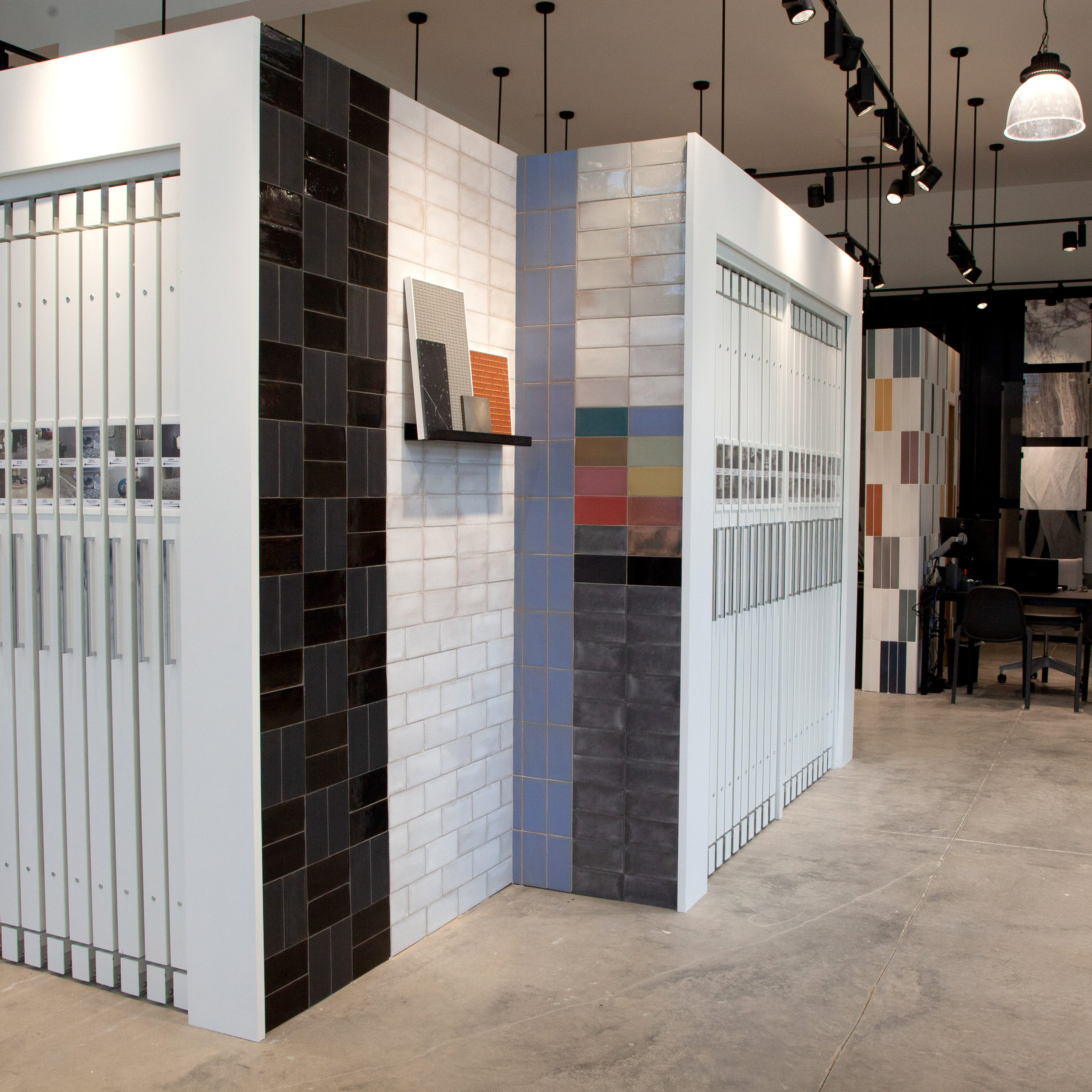 Nemo Tile + Stone, the 100-year-old surfacing materials company, based in New York City, has opened a 5,700-square-foot showroom on Flying Point Road in Southampton.