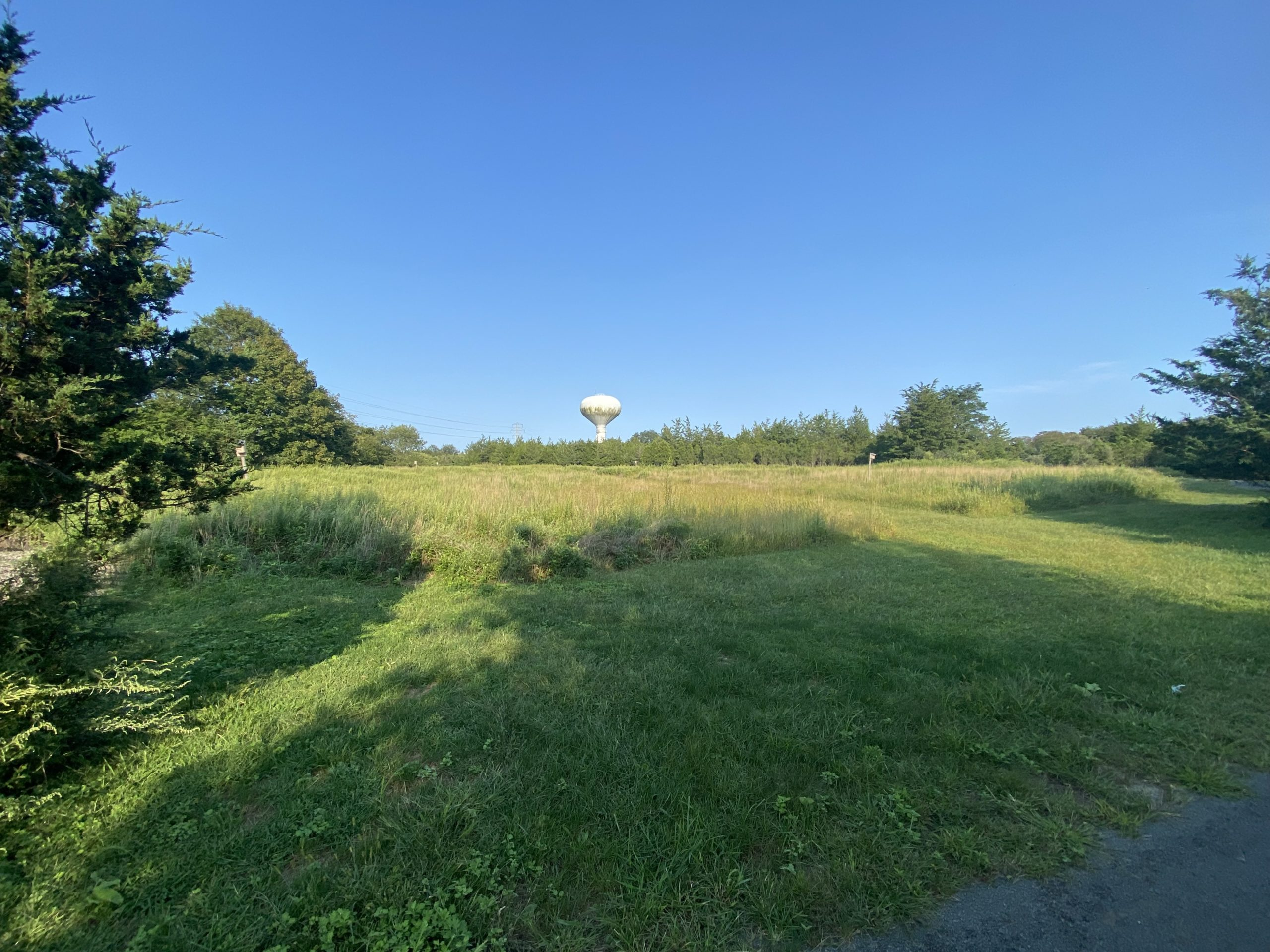 The Community Preservation Fund purchased and preserved the land that would become Moses Park in Southampton Village.