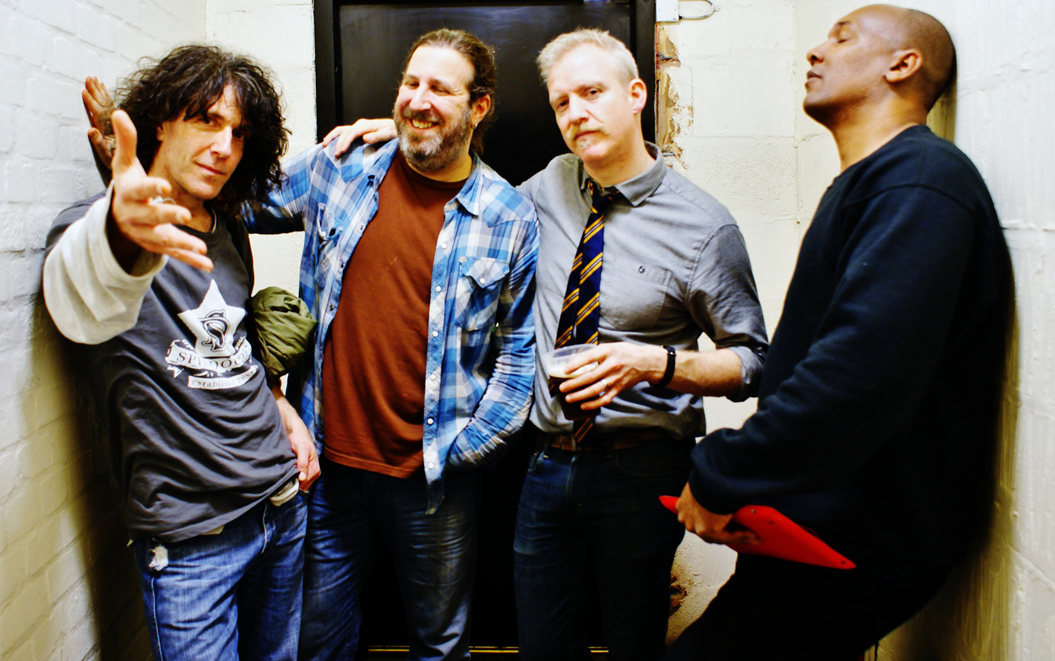 The Spin Doctors will play a concert on September 24 at the Westhampton Beach Performing Arts Center.