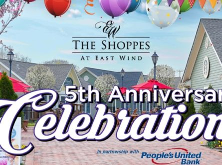 5th Anniversary Celebration at The Shoppes