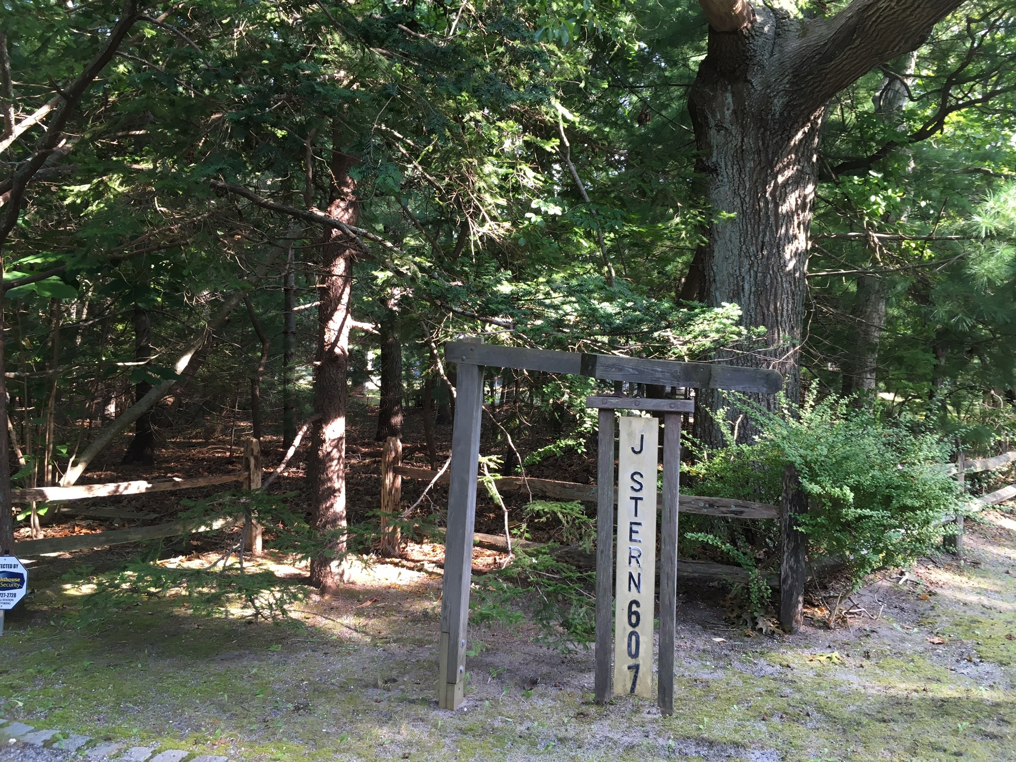 Southampton Town is looking to acquire a portion of Camp Jerome in Quiogue.