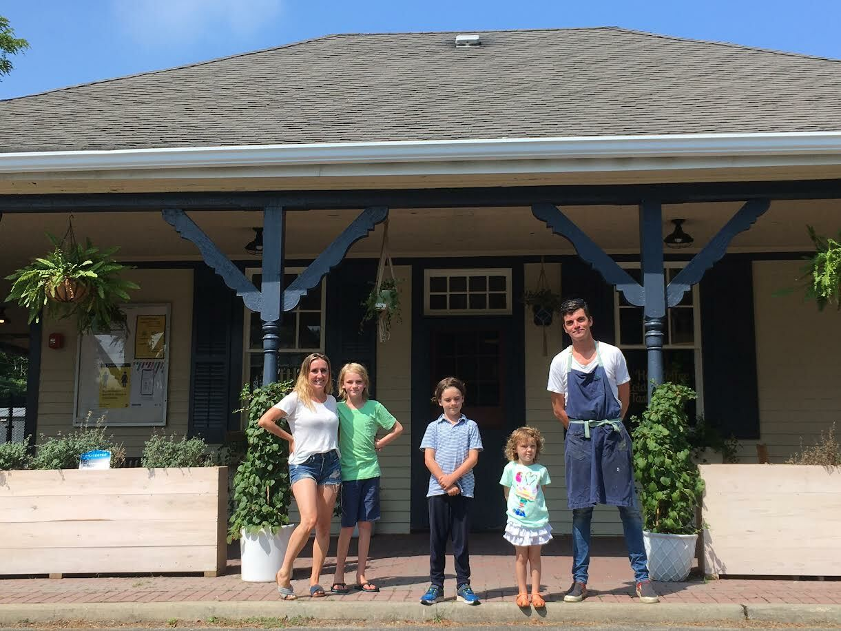 Chef Will Pendergast and his family will open the old Trackside Cafe in Speonk.