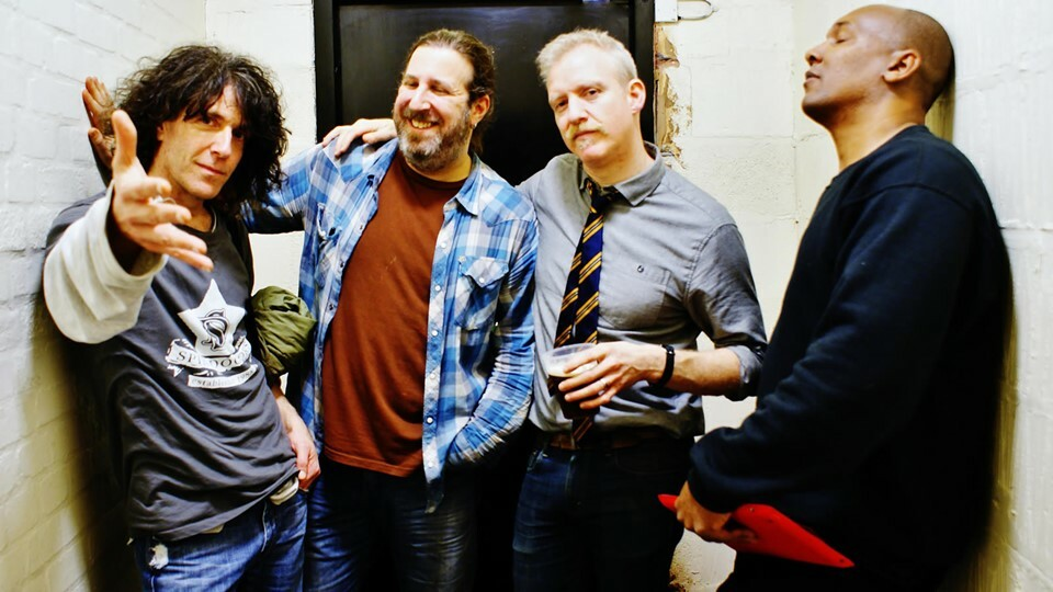 The Spin Doctors perform at WHBPAC on September 24.