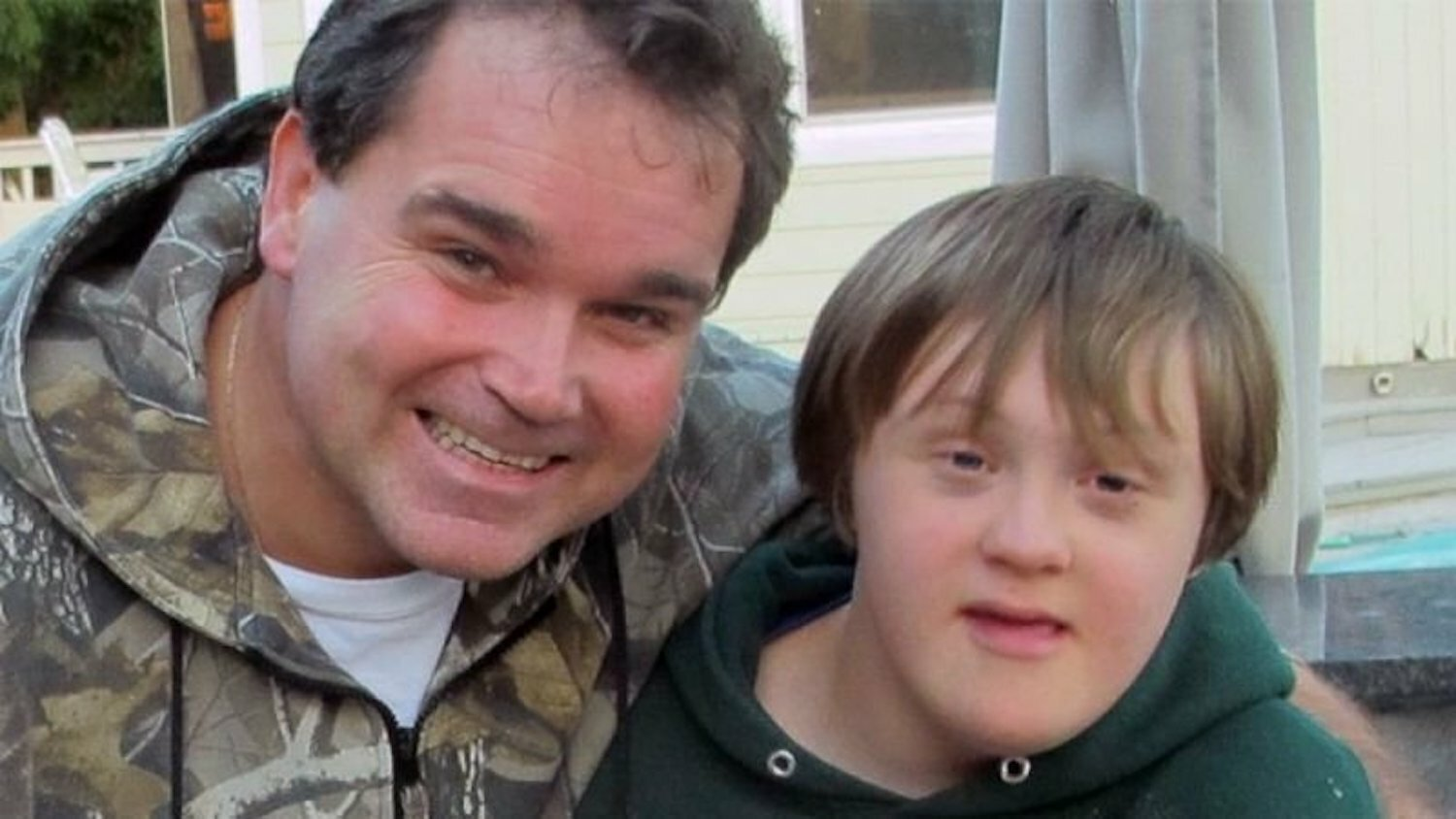 Christian Killoran and his son, Aiden, who has Down syndrome, have fought the Westhampton Beach School District with lawsuits since 2015 to allow the now 19-year-old to be integrated into his home district. KILLORAN FAMILY