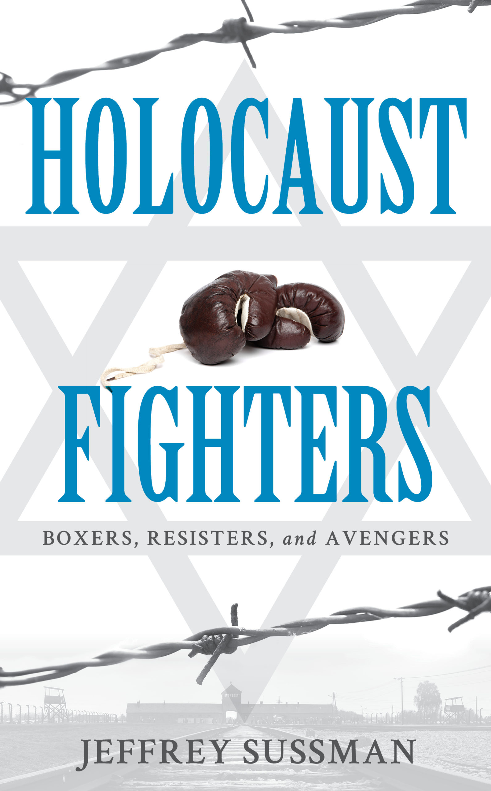 """Jeffrey Sussman's new book """"Holocaust Fighters: Boxers, Resister, and Avengers."""""""