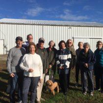 Members of the Bridgehampton Citizens Advisory Committee