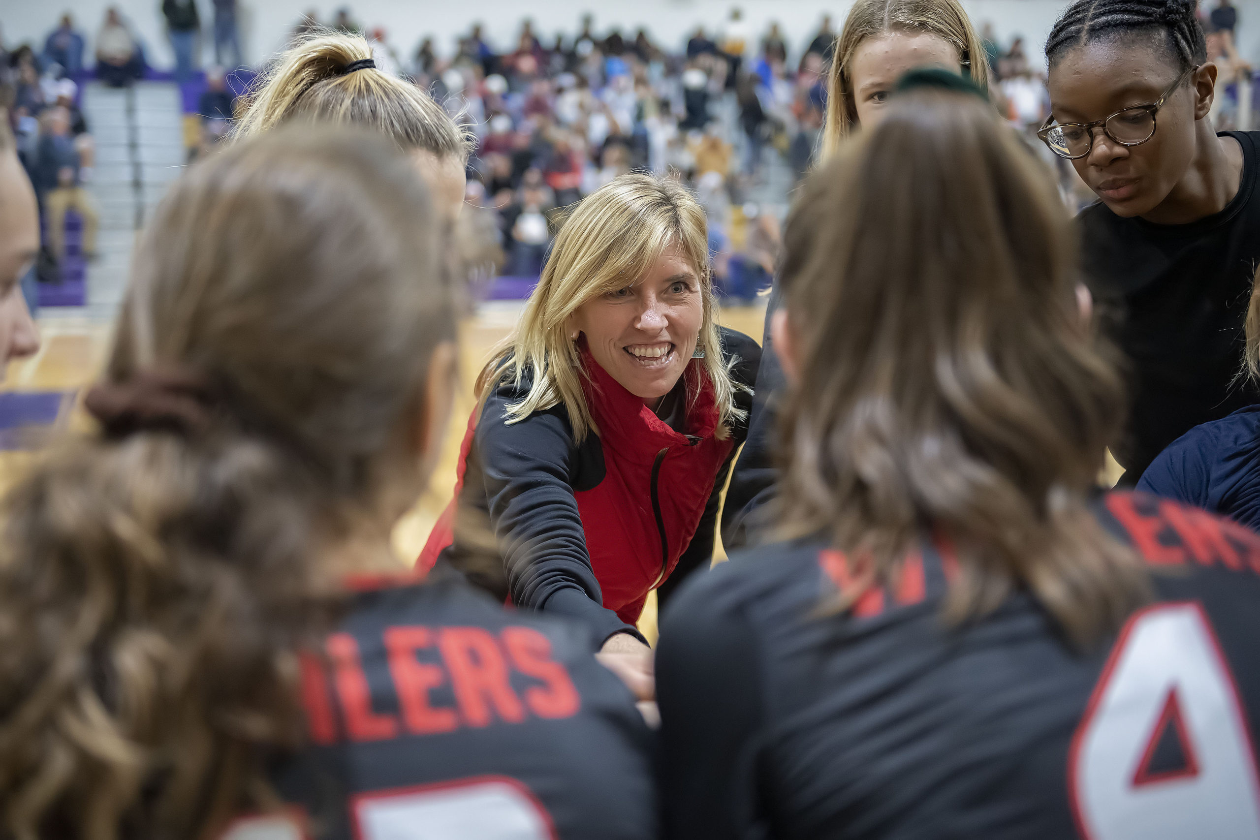 Donna Fischer resigned from her varsity girls volleyball head coaching position on September 24.