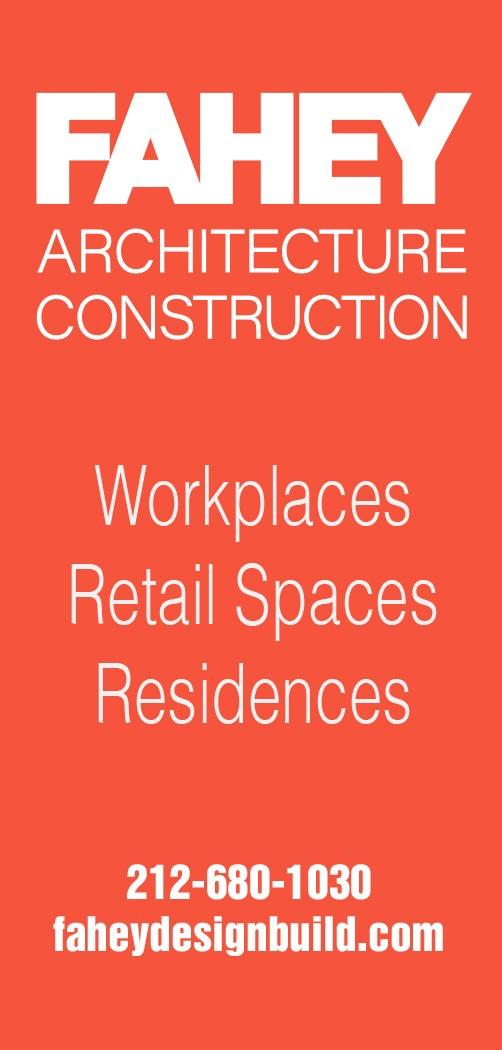 FAHEY ARCHITECTURE + CONSTRUCTION